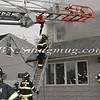 Wantagh F D  House Fire 2551 Wantagh Ave 3-21-12-9