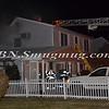 Wantagh F D  House Fire 26 Sunset Ln  3-14-13-2