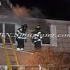 Wantagh F D  House Fire 26 Sunset Ln  3-14-13-9