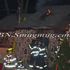 Wantagh F D  House Fire 3651 Woodbine Ave 8-2-12-11