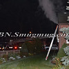 Wantagh F D  House Fire 3651 Woodbine Ave 8-2-12-10