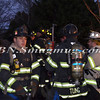 Wantagh F D  House Fire 40 Serpentine Lane 12-7-13-15