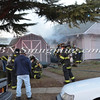 Wantagh F D  House Fire 40 Serpentine Lane 12-7-13-1