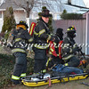Wantagh F D  House Fire 40 Serpentine Lane 12-7-13-4