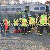 Wantagh F D  MCI Drill- LIRR Train Derailment  11-12-11-18