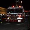 Westbury F D  Building Fire 51 Frost St  12-28-11-17