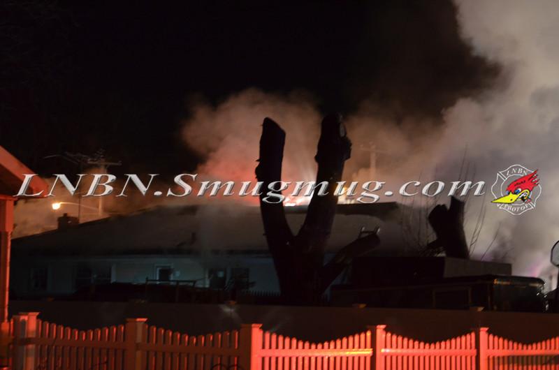 Westbury F D  House Fire 639 Broadway 2-27-14-1