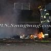 Westbury F D  Rubbish Fire Ring Rd  & South St  4-6-12-12