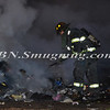 Westbury F D  Rubbish Fire Ring Rd  & South St  4-6-12-10