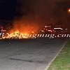 Westbury F D  Rubbish Fire Ring Rd  & South St  4-6-12-3