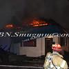 Williston Park F D  Building Fire 617 Willis Ave  7-24-14-4