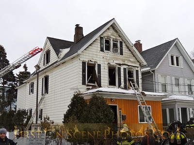 02/09/15 - South 12th Avenue 2nd Alarm
