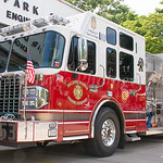 Garden City Park Dedication of Engine 153 06/14/2015