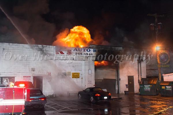 Nassau Fire Departments