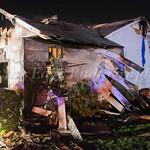 Glen Cove Garage Fire 11/19/2014