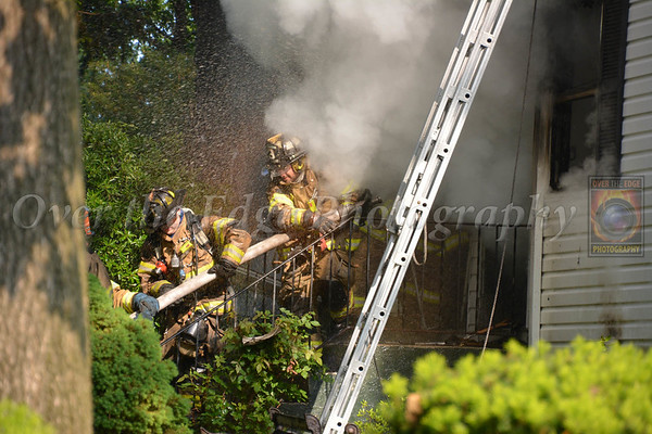 Fire Scene Photography
