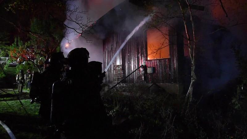 Glen Cove House Fire 05/02/2020