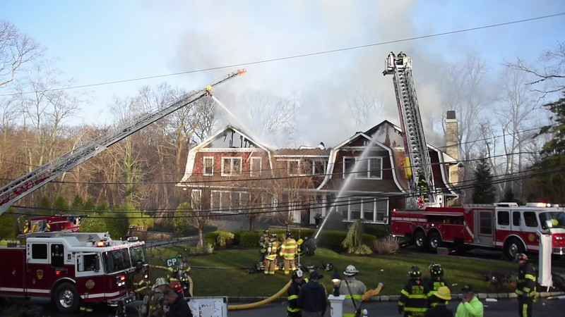 Roslyn House Fire Rekindle 03/18/2020