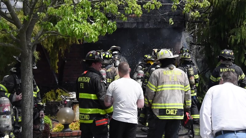 Wantagh House Fire 05/14/2020
