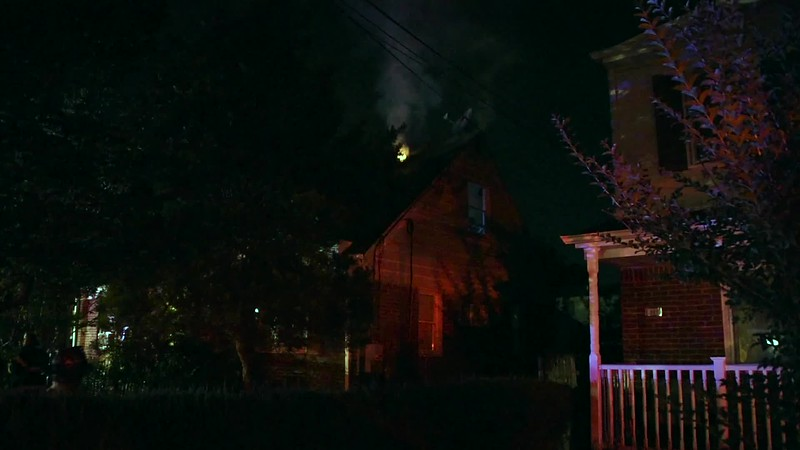 Uniondale House Fire - Newton Ave