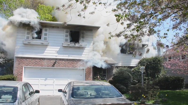Albertson House Fire 04/23/2021