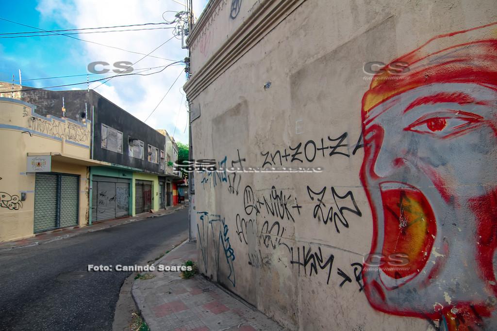 Rua Frei Miguelinho