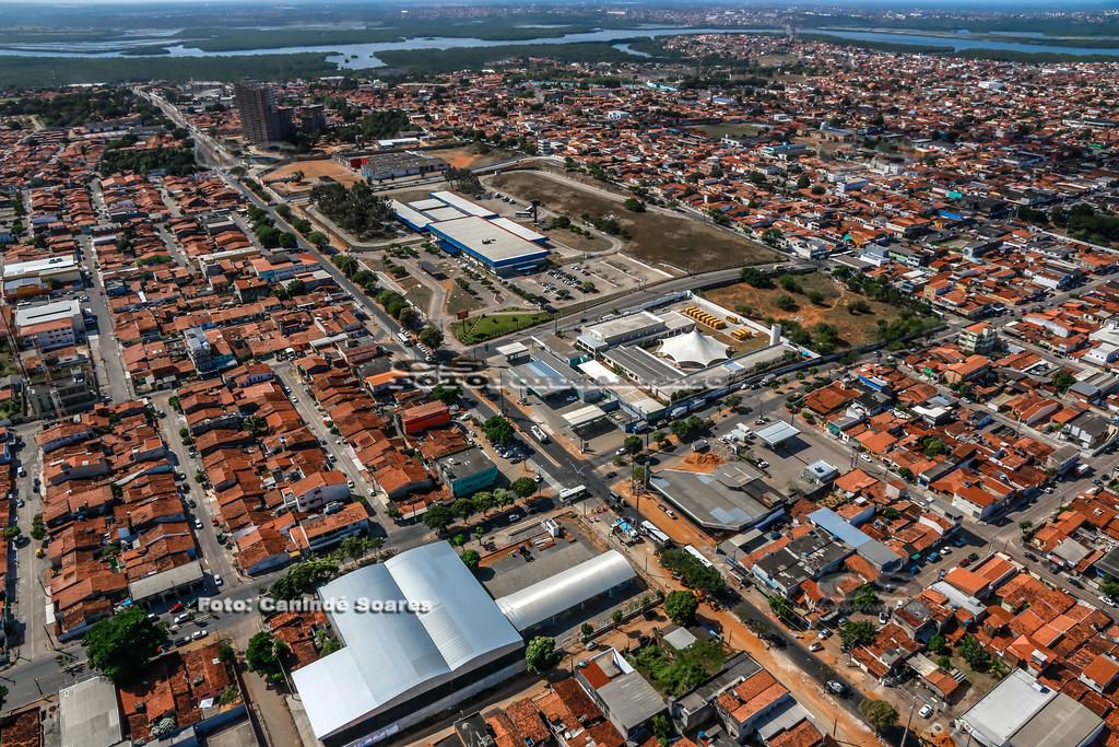 Terminal Rodoviário, Cidade da Esperança e Nazaré