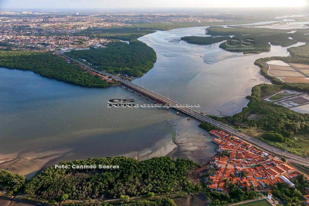 Ponte de Igapó, Rio Potengi