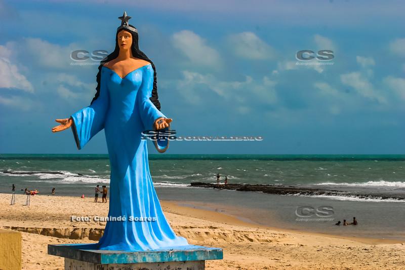 Estátua de Iemanjá