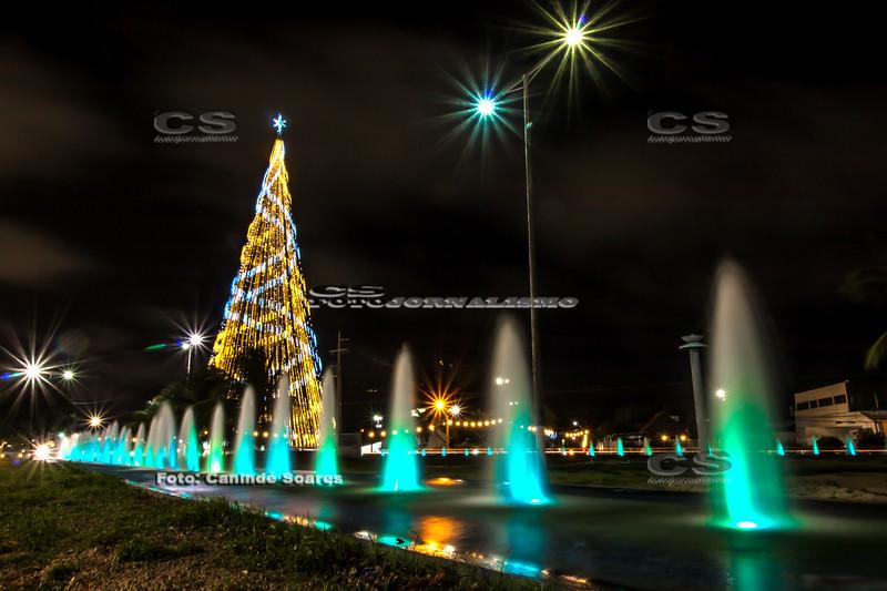 Árvore de Natal de Mirassol