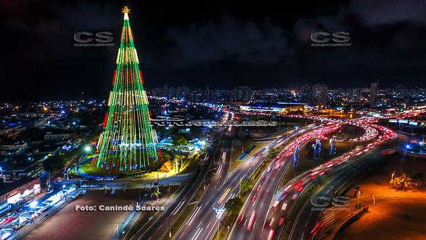 Árvore de Natal de Mirassol 2017