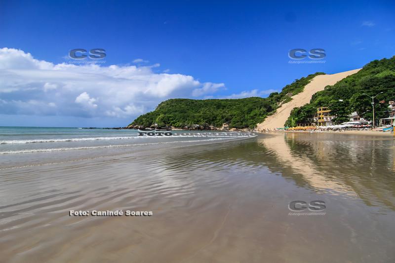 Praia de Ponta Negra e Morro do Careca