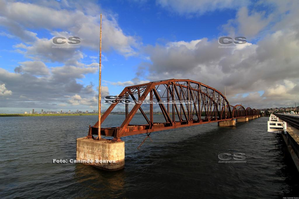 Ponte de Igapó. Rio Potengi
