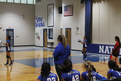 Junior Varsity Natalia vs  Fox Tech