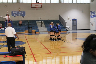 Natalia Varsity VB vs Fox Tech