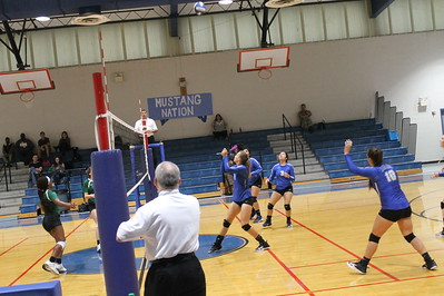 Natalia Varsity Volleyball vs Cole Sept 29