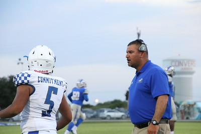 Sept 7 Natalia Varsity FB vs Randolph