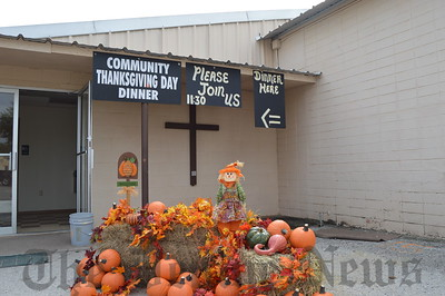 2016 Devine Community Thanksgiving Meal