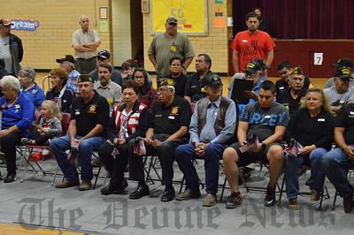 2016 Devine Intermediate Veterans Day Ceremony