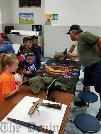 2016 Natalia Elementary Veterans Day Ceremony