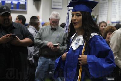 2016 Natalia High School Graduation