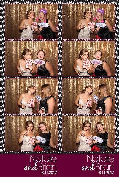 Natalie & Brian's Wedding (08/11/17)