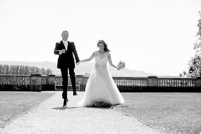 Natalie & Daniel - Wood Norton Hall