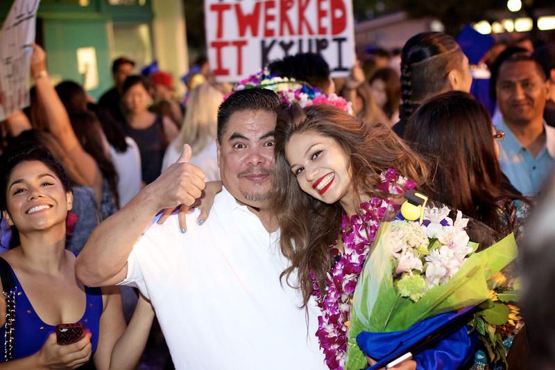 Natalie's HS Graduation