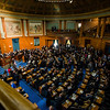 The Massachusetts House of Representatives gathered for the 190th general court and swearing-in ceremony on Wednesday morning at the State House in Boston. SENTINEL & ENTERPRISE / Ashley Green