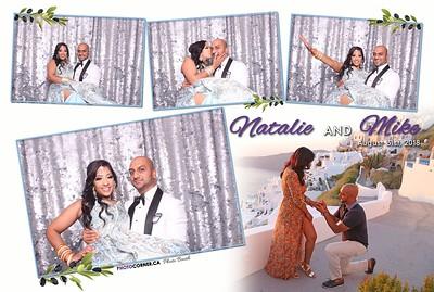 Natalie & Mike - 08-31-2018