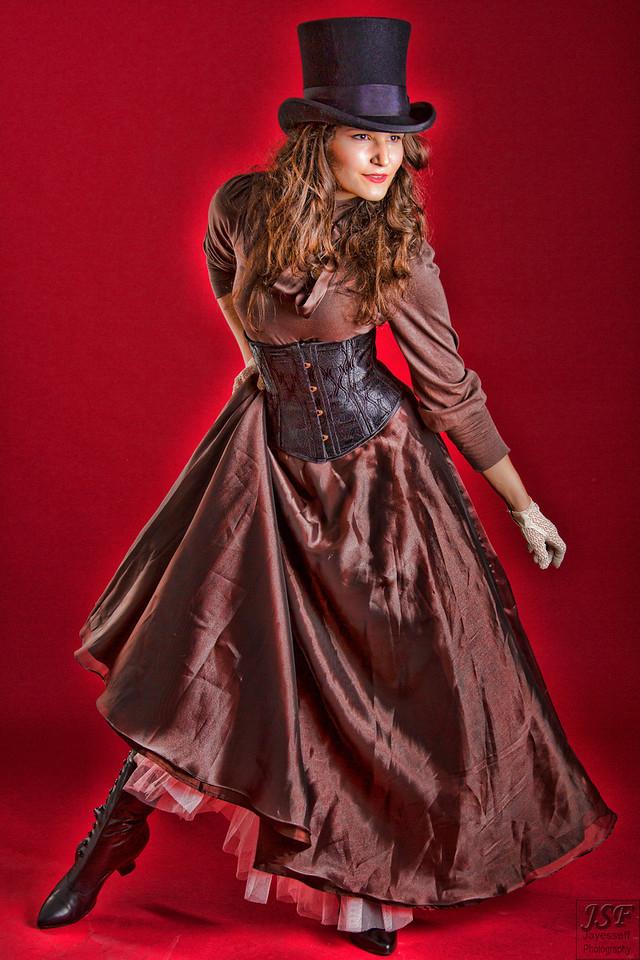 Natalie Second Steampunk-11