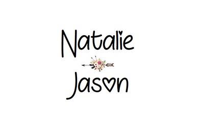 Natalie and Jason