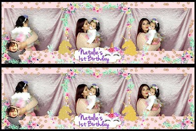 Natalie's 1st Birthday