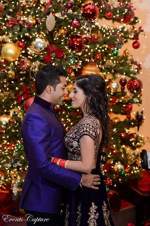 Natasha & Amit Reception